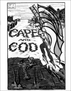 The Cape and The Cod Indie Comic