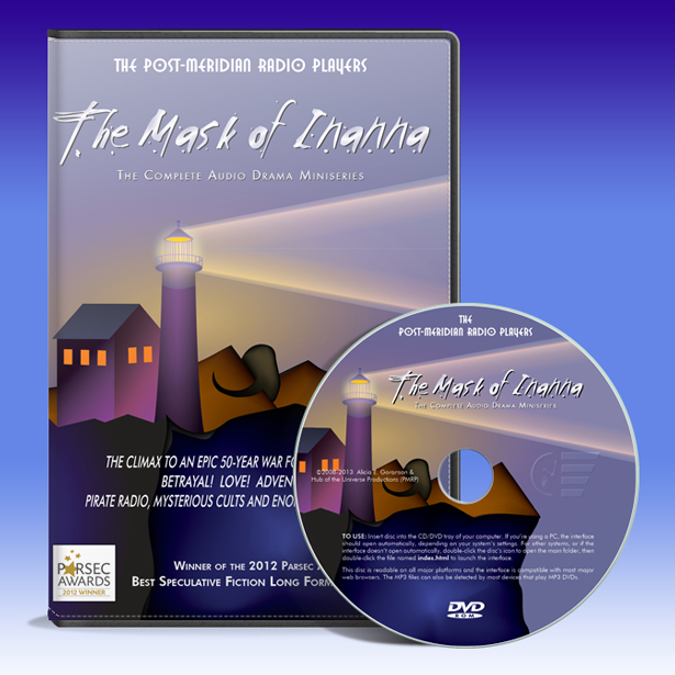 The Mask of Inanna DVD Set